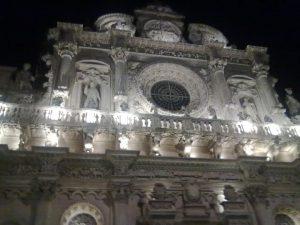 Basilica di Santa Croce, Lecce, Puglia, Italy