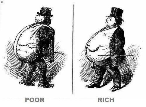 How to become rich? Rich Blog, Poor Blog?