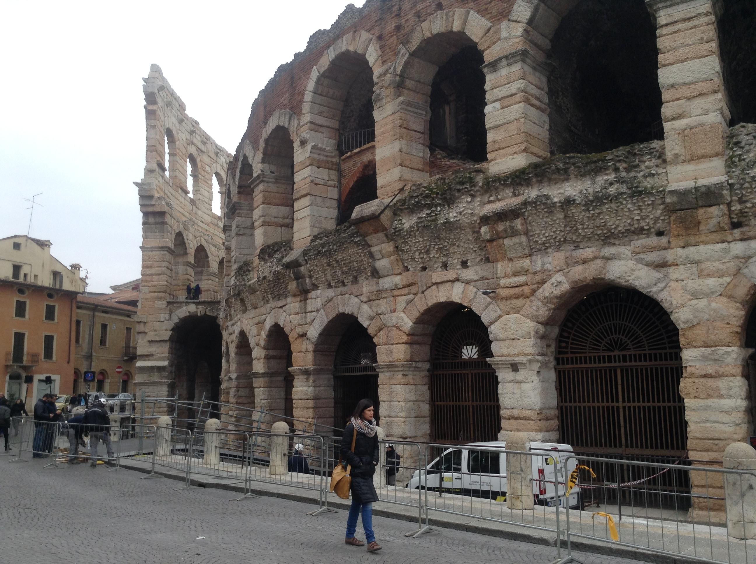 verona amphitheatre, MilanKaRaja.com