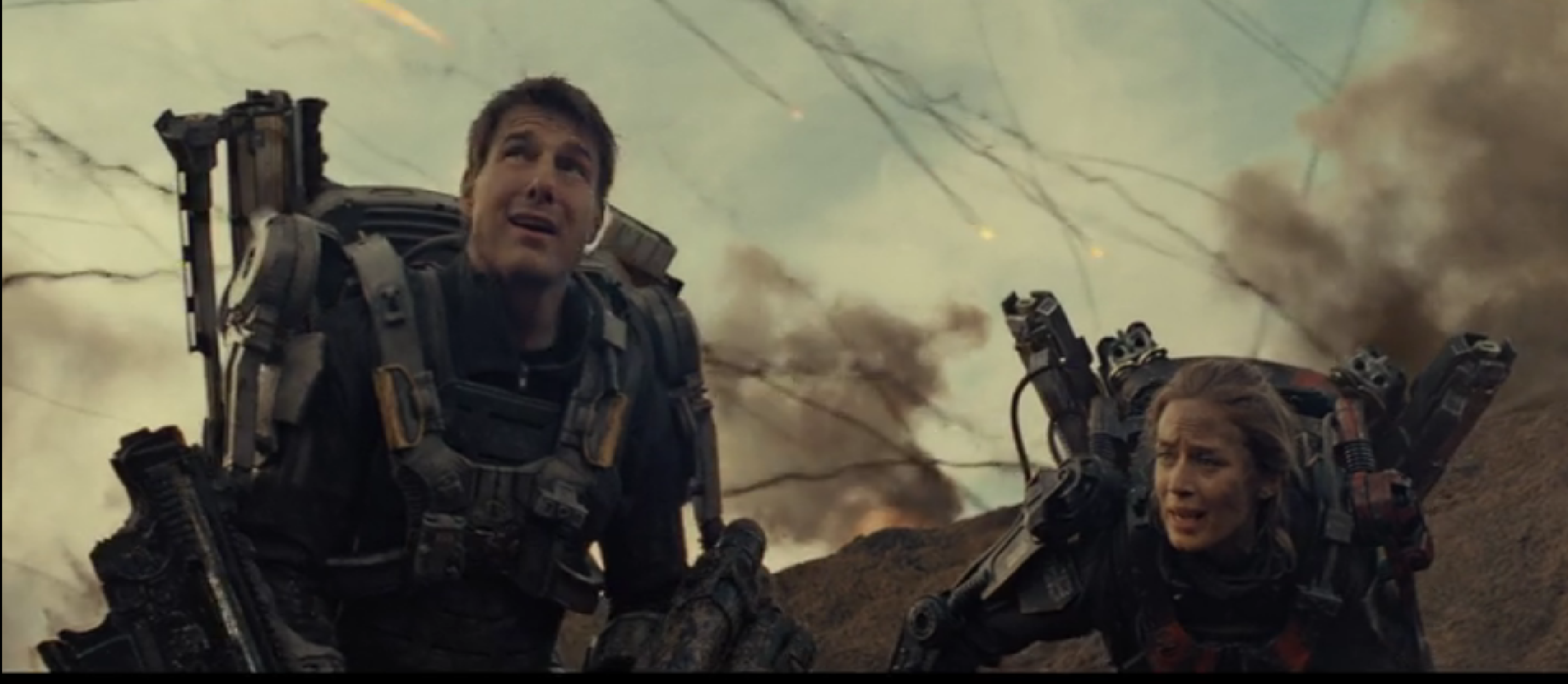 Why you should watch Tom Cruise's Edge of Tomorrow (2014)
