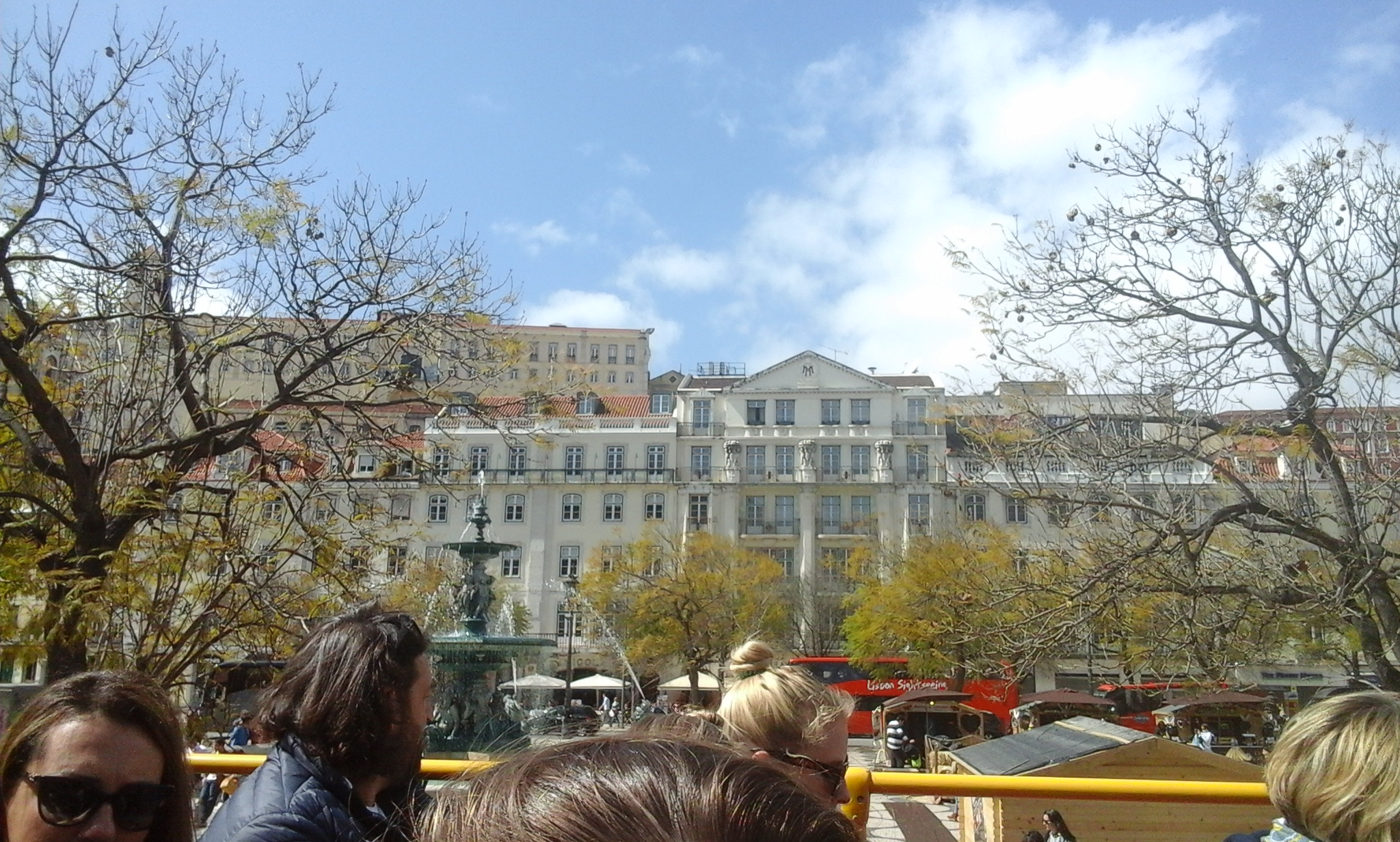 Lisbon City Bus Ride, City Sightseeing