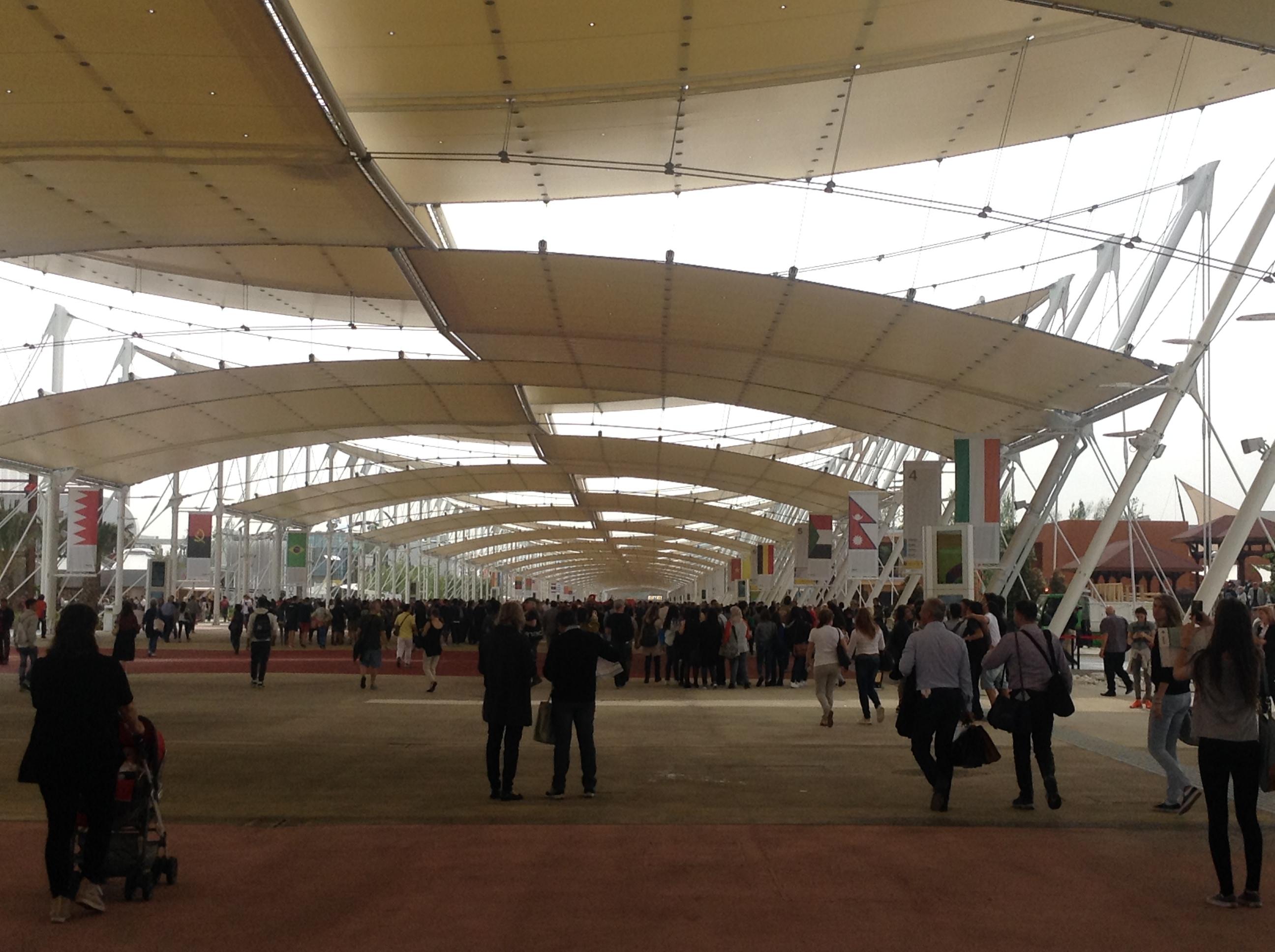 Milano Expo 2015, MilanKaRaja