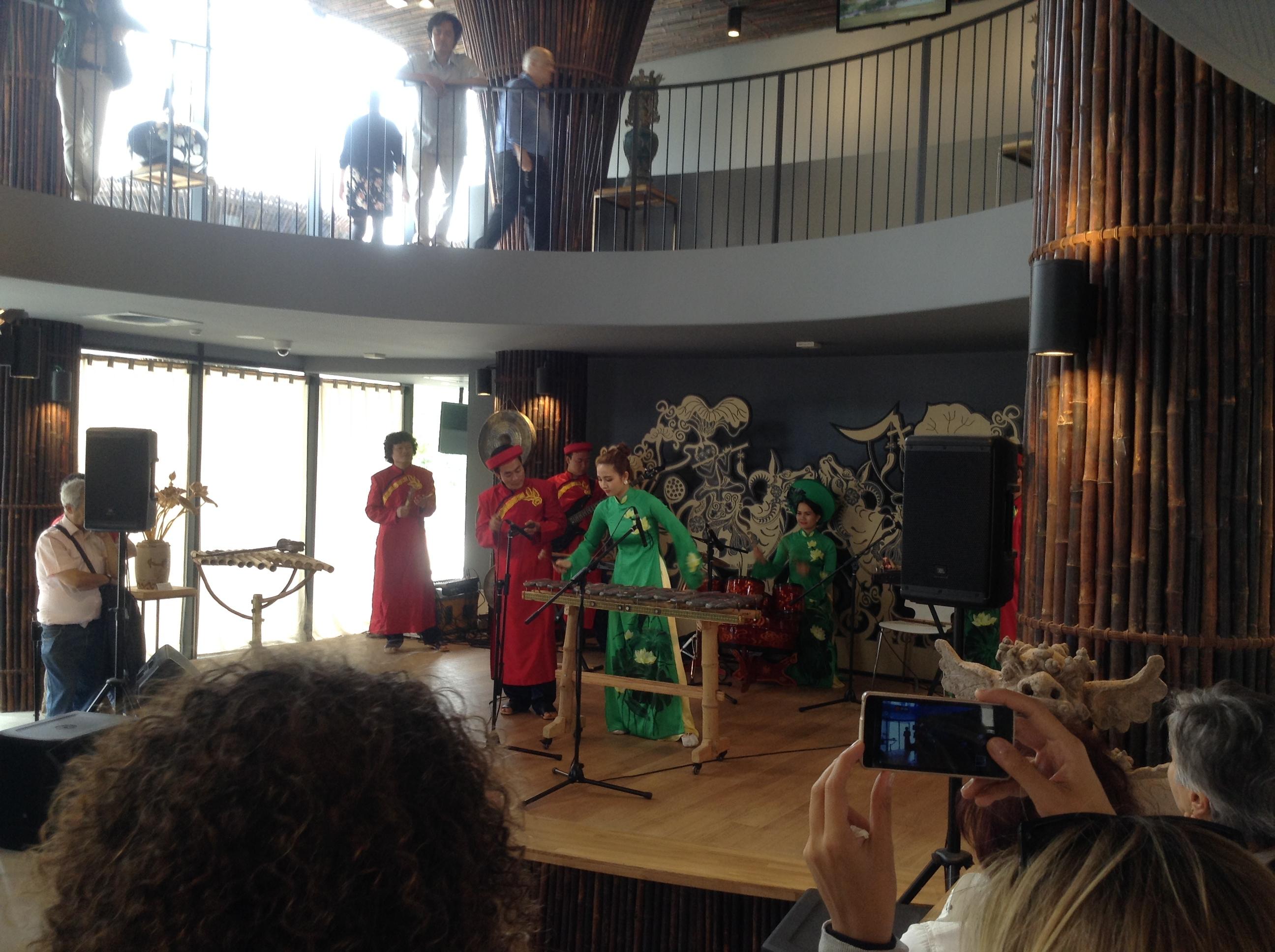 Vietnam cultural show, Expo Milano 2015, MilanKaRaja.com