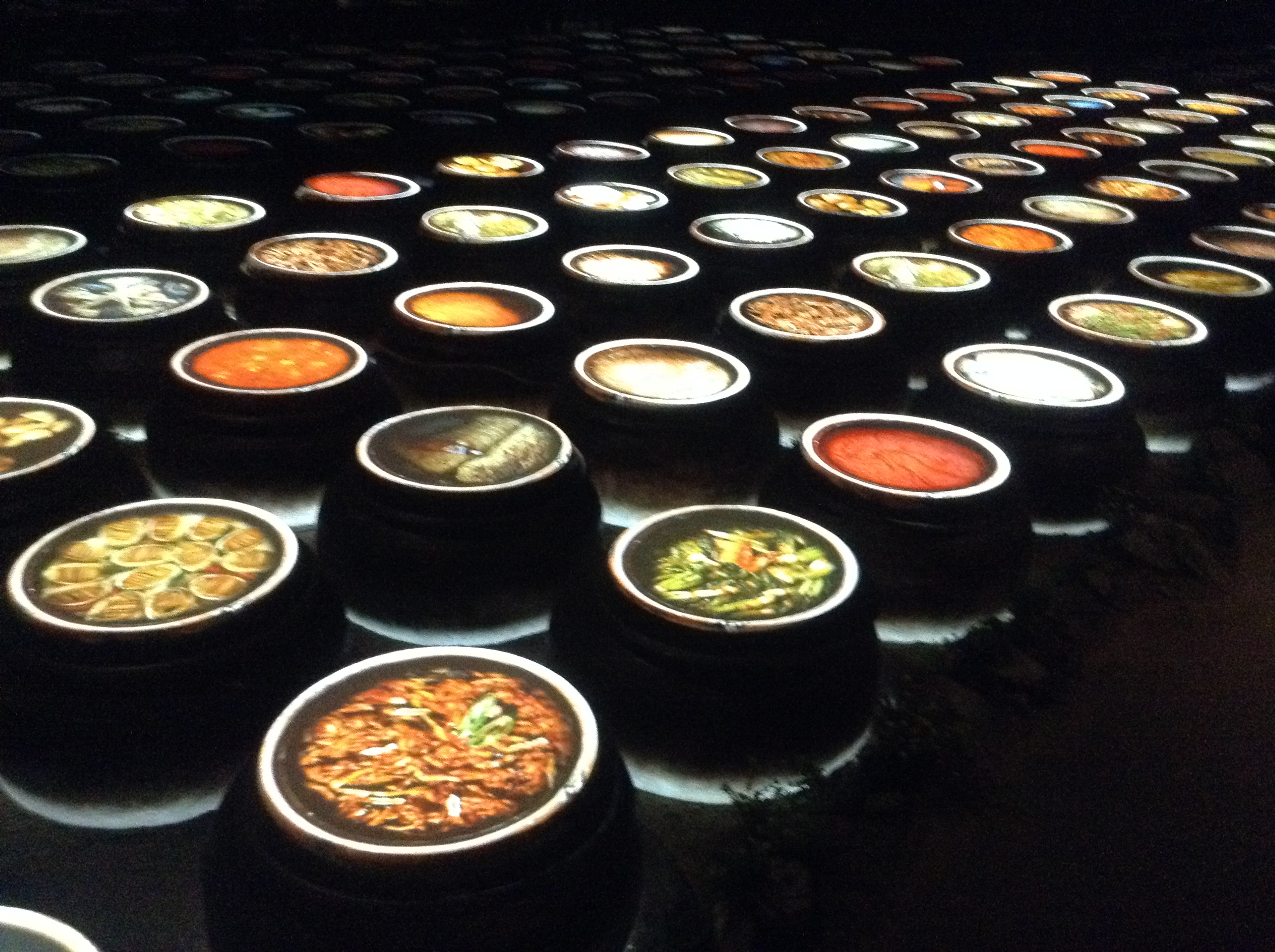 Korean food, Milano Expo 2015, MilanKaRaja