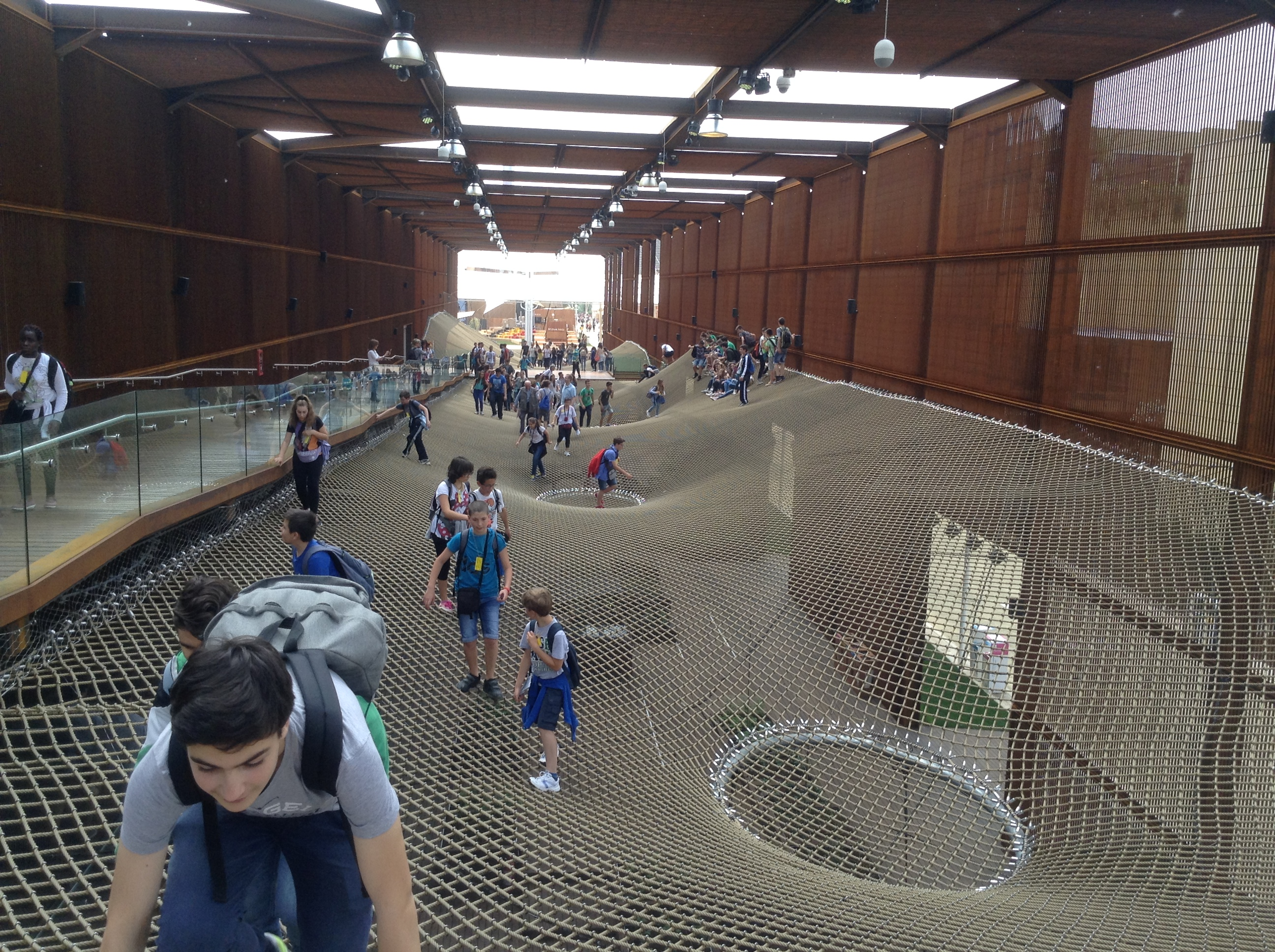 Brazilian pavilion, Milano Expo 2015, MilanKaRaja