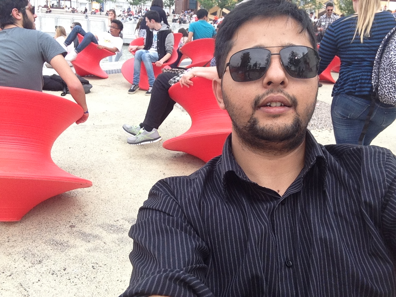 Fun chairs, Milano Expo 2015, MilanKaRaja