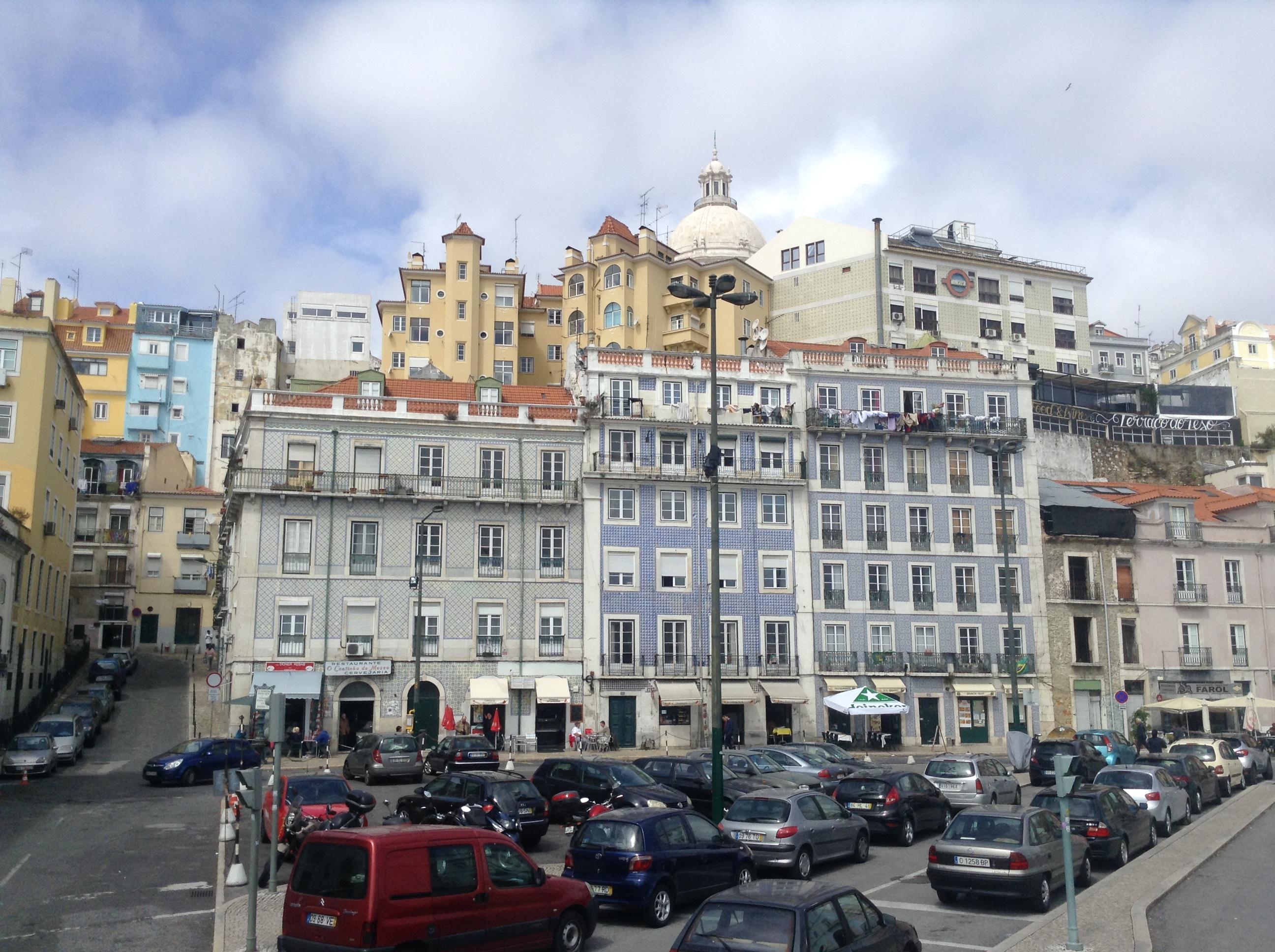 Lisbon city, Portugal, MilanKaRaja.com
