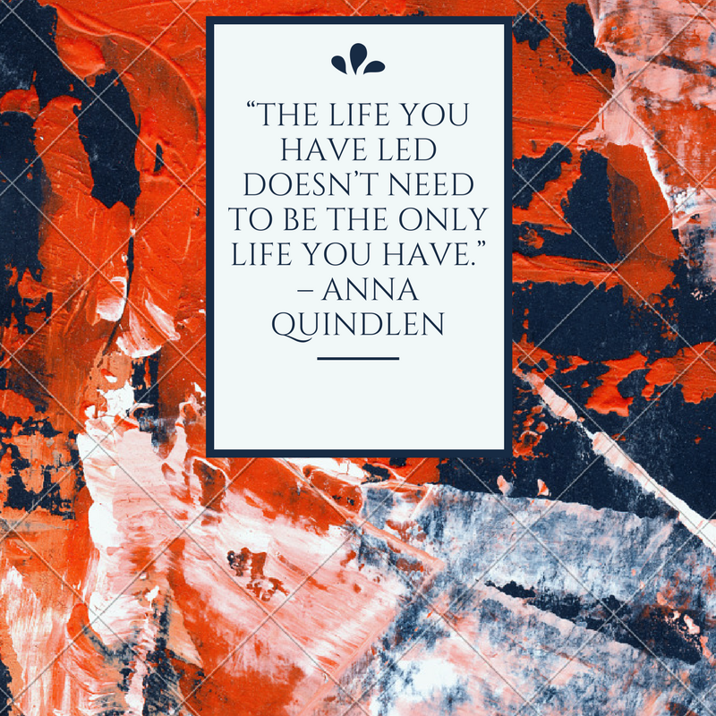 ANNA QUINDLEN, Travel Quote, MilanKaRaja.com