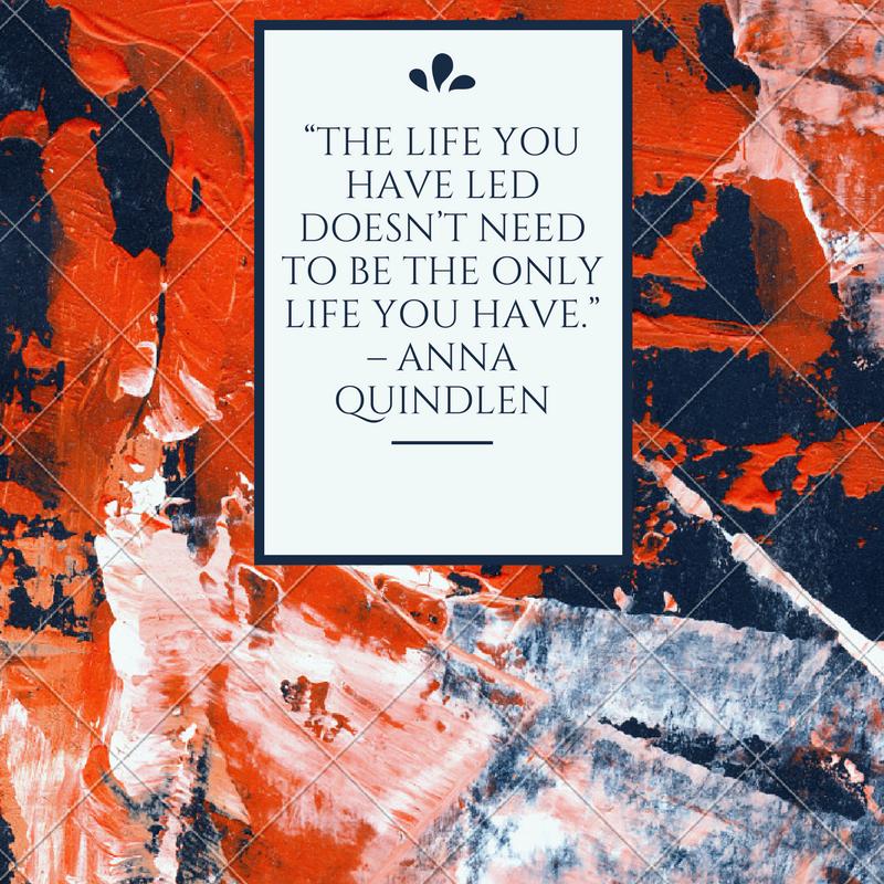 ANNA QUINDLEN, Travel Quote, MilanKaRaja.com