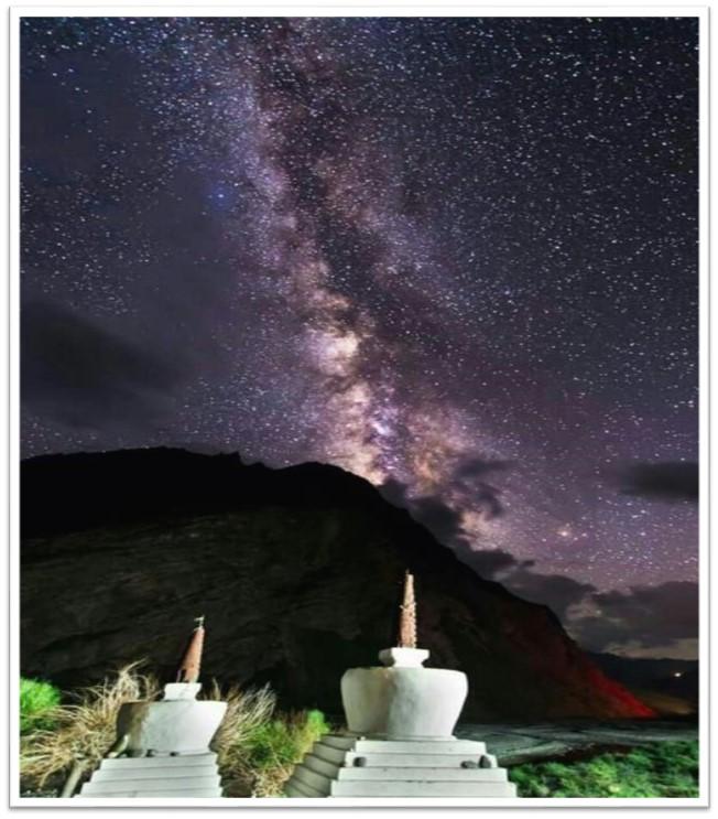 Billion Star Experience at Jispa