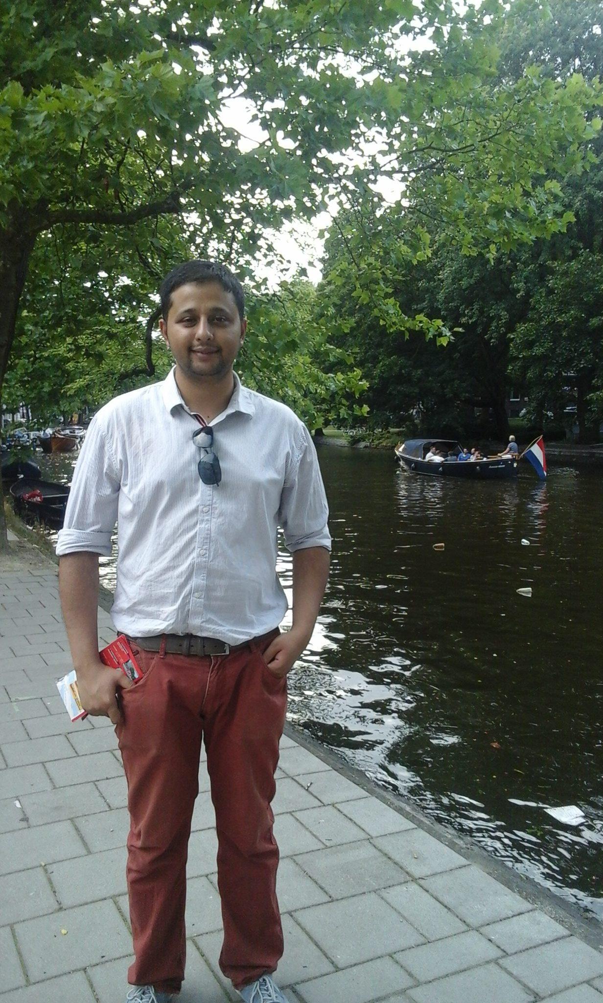 MilanKaRaja loves Amsterdam