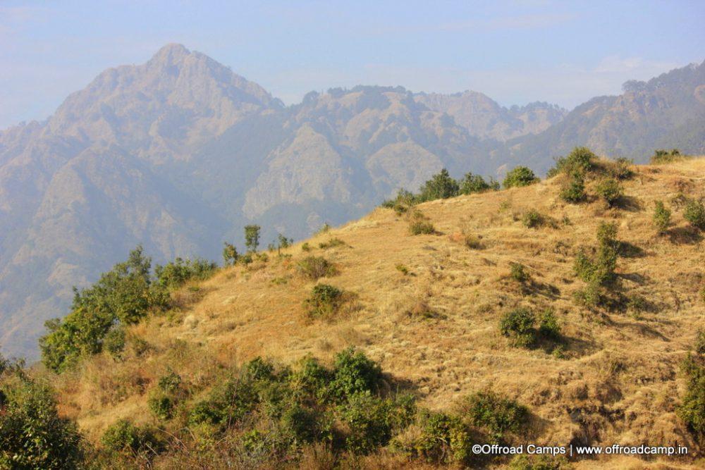 Offroad Camp, Kasmoli eco trail