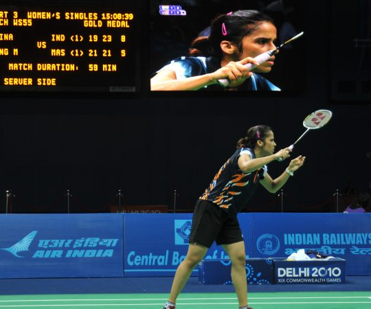 Saina Nehwal, a true inspiration