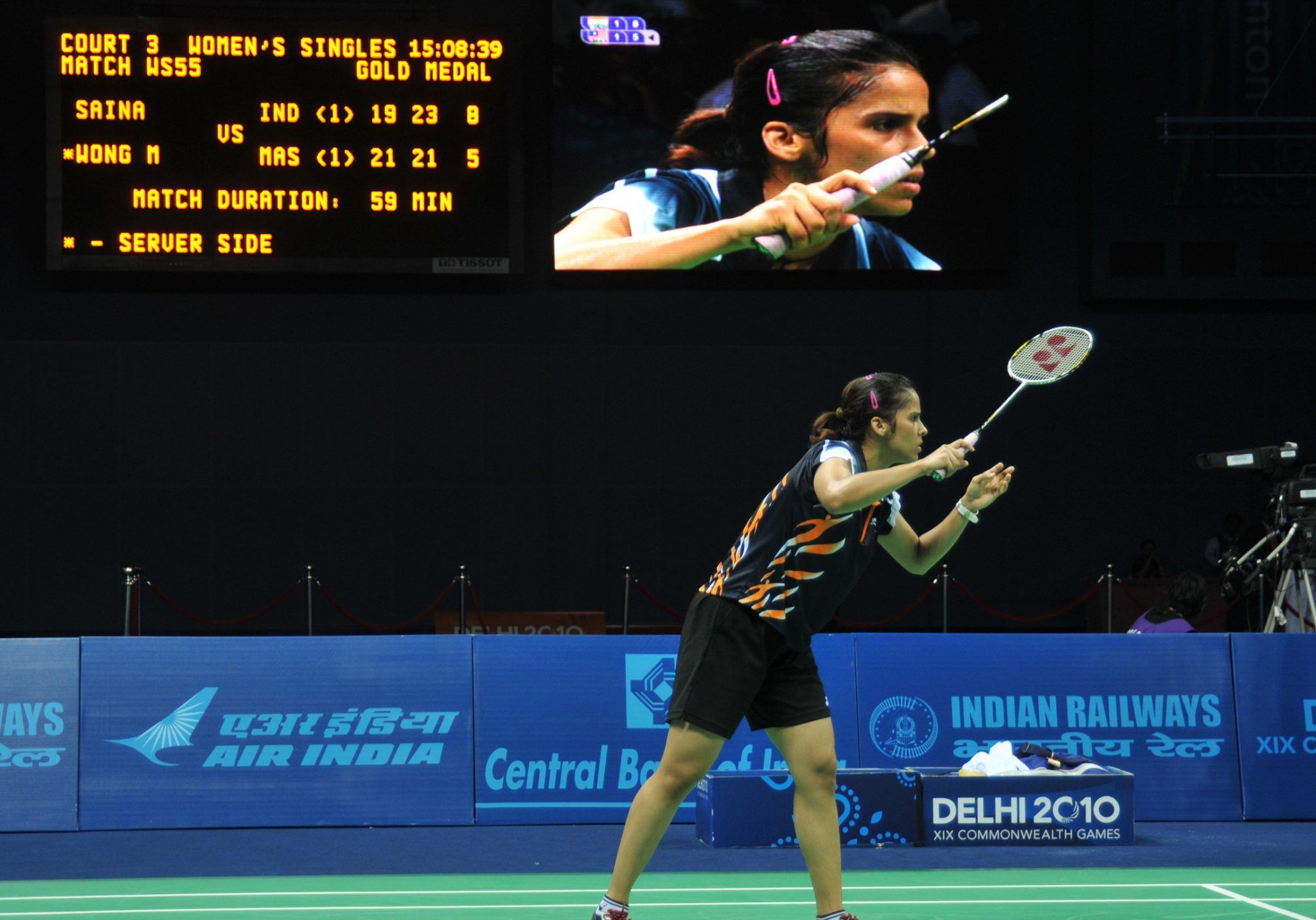 How Badminton star Saina Nehwal inspired me before she became famous