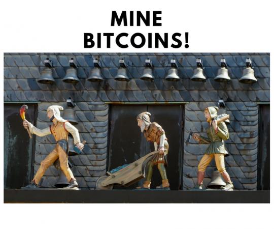 Hashflare, Bitcoin Mining