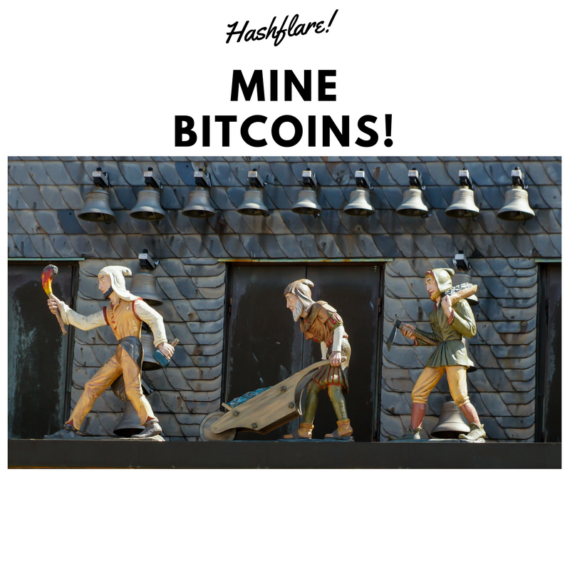 How and why should you mine Bitcoins with Hashflare
