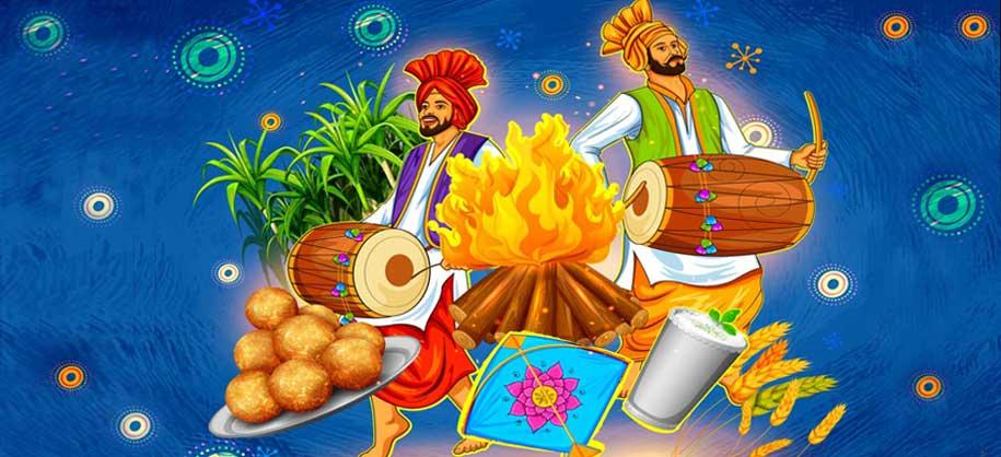 How is Lohri celebrated?